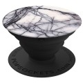 PopSockets PopGrip White Marble