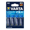 Varta Batterie Longlife Power AA Mignon 4906 - 4er-Blister