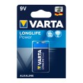 Varta Batterie Longlife Power 9V E-Block 4922